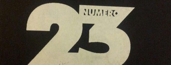 Numéro 23 is one of Chaînes TV.