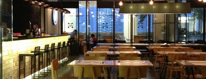 D'italiane Kitchen is one of Top favorites cafes/restaurant worth going often..