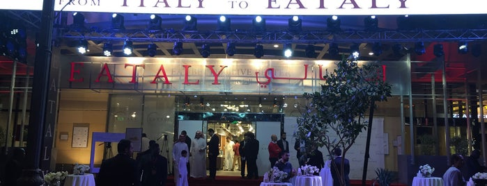 Eataly is one of All-time Favorites in Riyadh.