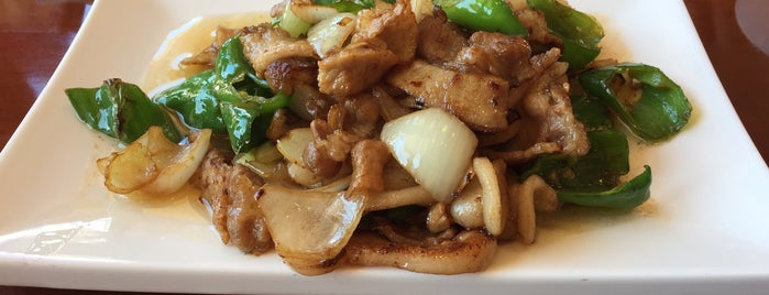Ресторан сычуаньской кухни is one of Посетить.