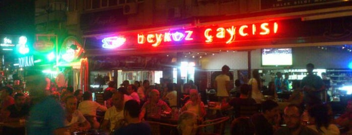 Beykoz Çaycısı is one of themaraton.