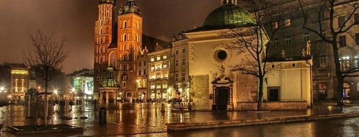 Krakow is one of Cities =).