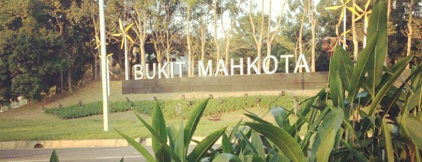 Bandar Bukit Mahkota is one of Go Outdoor, MY #6.