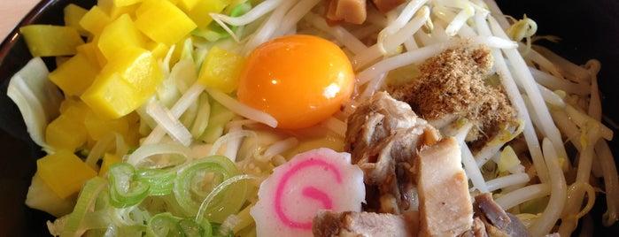 極太つけ麺 丸正 分店 is one of ラーメン同好会・名古屋支部.