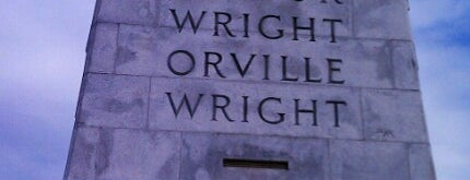 Wright Brothers National Memorial is one of National Parks.
