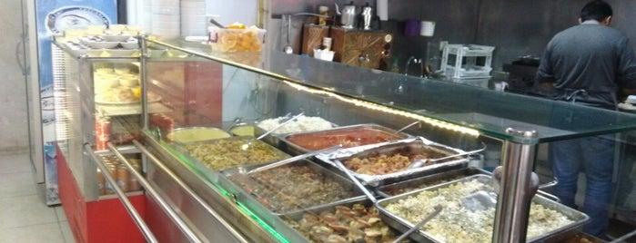 Minel Ablanın Yeri is one of Baranoğlu cafe pastane restorant.