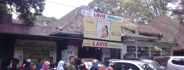 Lavie Baby House is one of Bandung ♥.