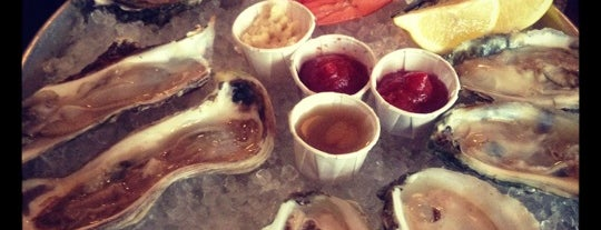 Thames Street Oyster House is one of Foodie.