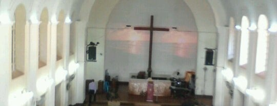 St. Francis Chapel, Makerere is one of Universities/Colleges.