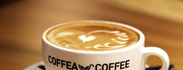Coffea Coffee is one of Makan @ PJ/Subang (Petaling) #7.