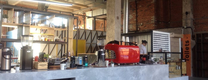 Sibaristica Coffee Company is one of Питер.