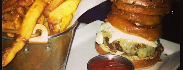 The Queen Vic Pub & Kitchen is one of Top Houston Burger Bars.