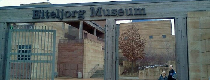 Eiteljorg Museum of American Indians & Western Art is one of 50 Date Ideas For Less Than $50.