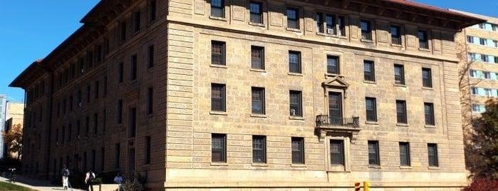 Barnard Residence Hall is one of Residence Halls.