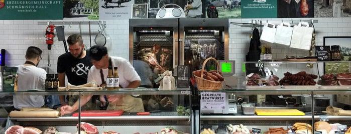 Kumpel & Keule is one of Berlin für Foodies.