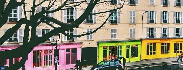 Antoine & Lili is one of Paris Paris.