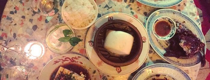 Chinese Laundry is one of Dinner.