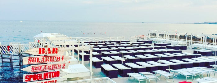Mama Sea sun&drinks is one of MyCity Beach - Catania & Siracusa.