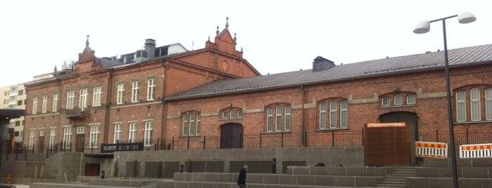 Pakkahuoneenaukio is one of Harrasteet, puistot & muut mestat.