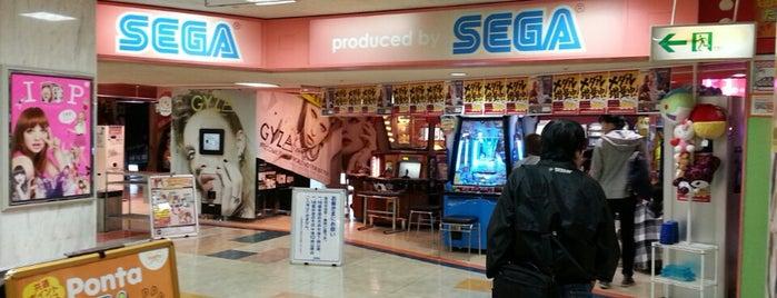 セガワールド アポロ is one of 関西のゲームセンター.