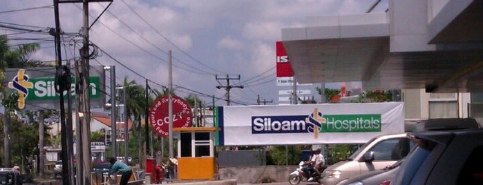 Siloam Hospitals is one of My Place List.