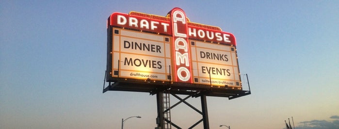 Alamo Drafthouse Cinema – Village is one of Top 10 favorites places in Austin, TX.