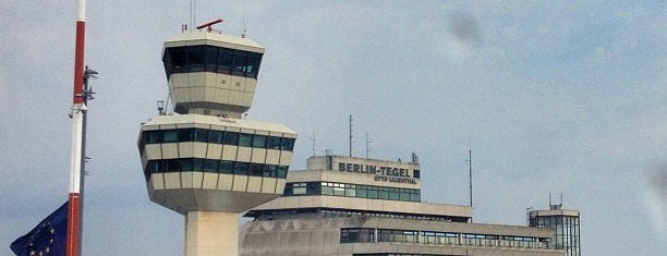 Berlin Tegel Otto Lilienthal Airport (TXL) is one of Urlaub.