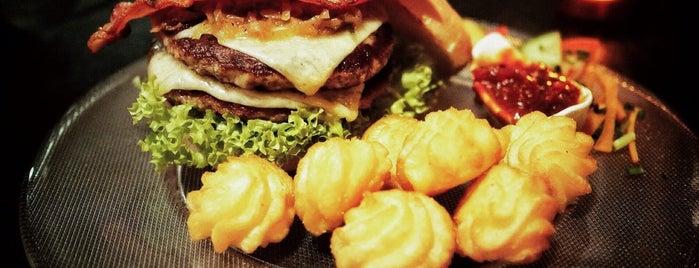 Nachtschicht is one of Burger!.
