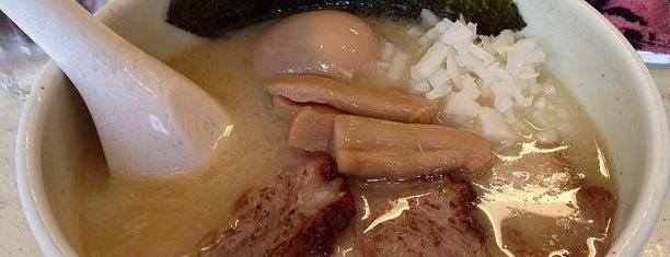 ORAGA NOODLES is one of ラーメン(東京都内周辺).