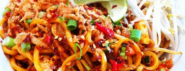 The Noodle Box is one of Where To Eat: Raincity's Best.