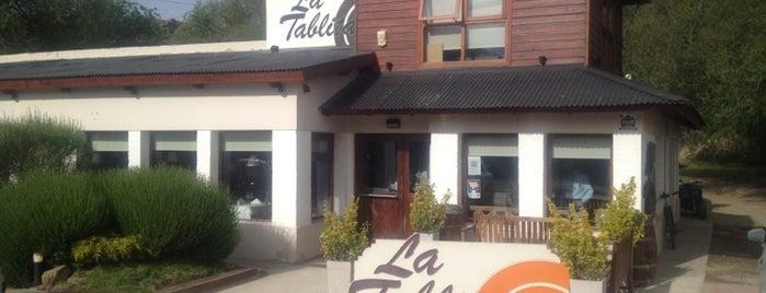 La Tablita is one of Lugares chandlerianos para comer.