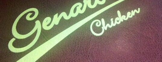 Genaro's Rotisserie & Grill is one of International.