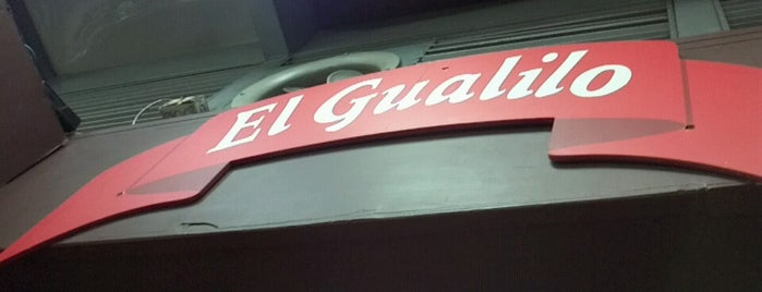 Tienda Gualilo is one of Lugares.
