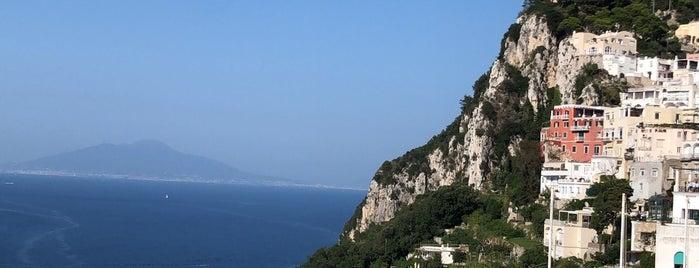 Ristorante Da Giorgio is one of capri.
