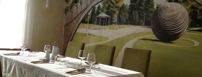 Quo Vadis is one of TREND Top restaurants.