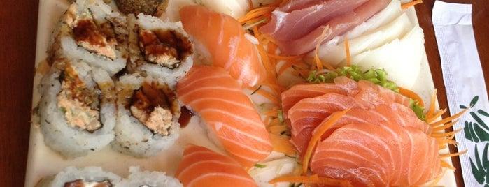 Airin Sushi Bar is one of Perdizes.
