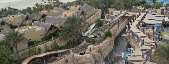 Wild Wadi Water Park is one of dubai.