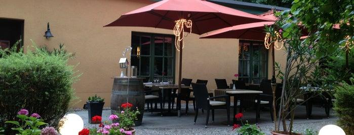 Restaurant Heine is one of Top 10 dinner spots in Leipzig, Deutschland.