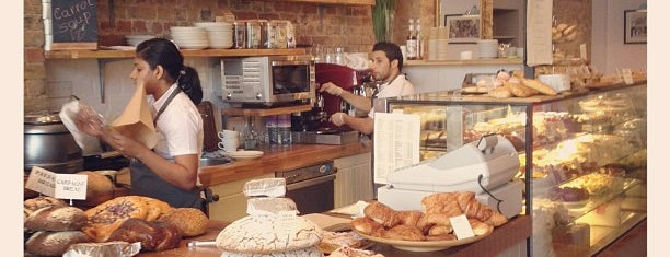 Laveli Bakery is one of London.