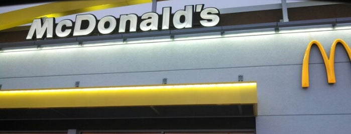 McDonald's is one of Food.