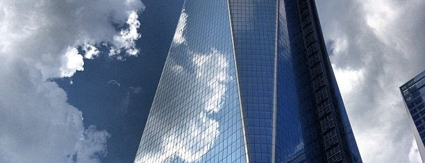 One World Trade Center is one of I Want Somewhere: Sights To See & Things To Do.