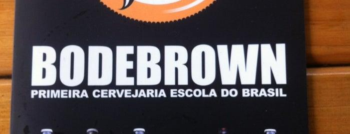 Cervejaria e Escola Bodebrown - Viva La Revolucion is one of Bares e Baldinhos.