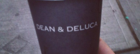 Dean & DeLuca is one of java - NY airbnb.