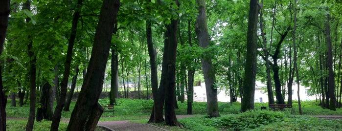 Парк «Богородицкое» is one of Сады и парки Москвы.