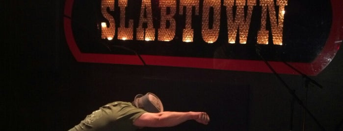 Slabtown is one of romancing the city.