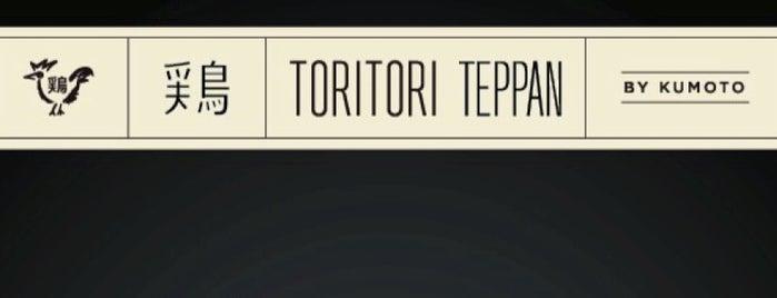 Tori Tori Cibeles is one of Restaurantes Japoneses.