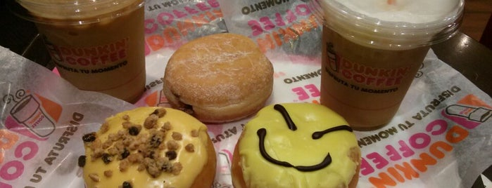 Dunkin' Coffee is one of Rincones de Málaga.