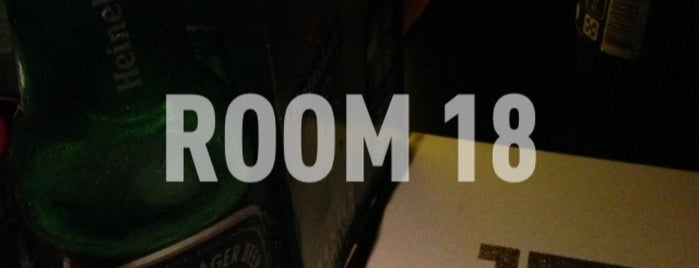 Room 18 is one of Taiwan.