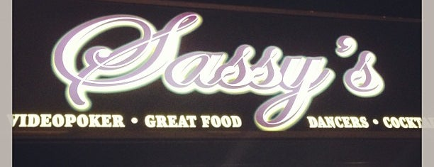 Sassy's Bar and Grill is one of PDX To-Do.