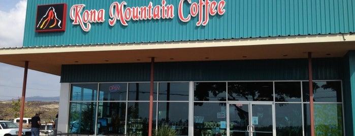 Kona Mountain Coffee is one of Hawaii's Big Island Weekend.